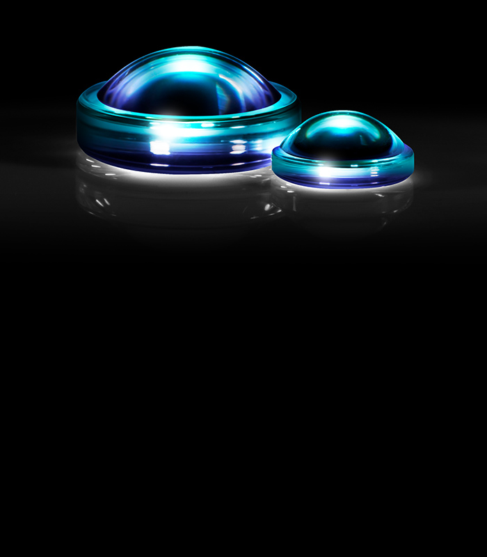 Blue Laser Collimating Aspheric Lenses