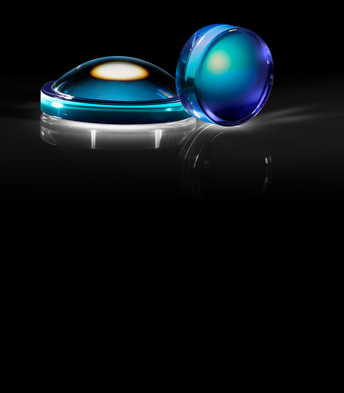 Molded Aspheric Lenses