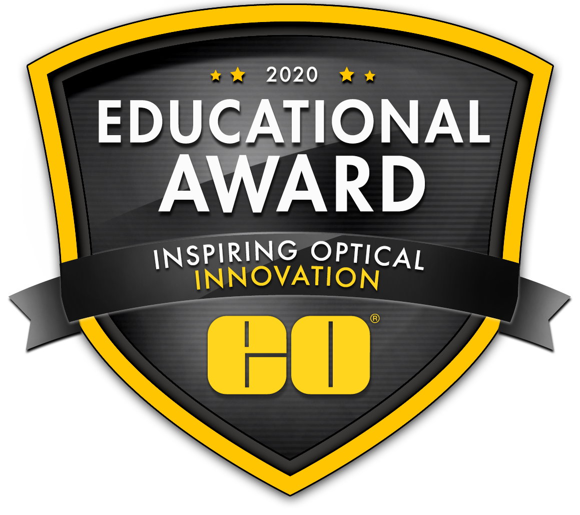 Educational Award Sheild 2019